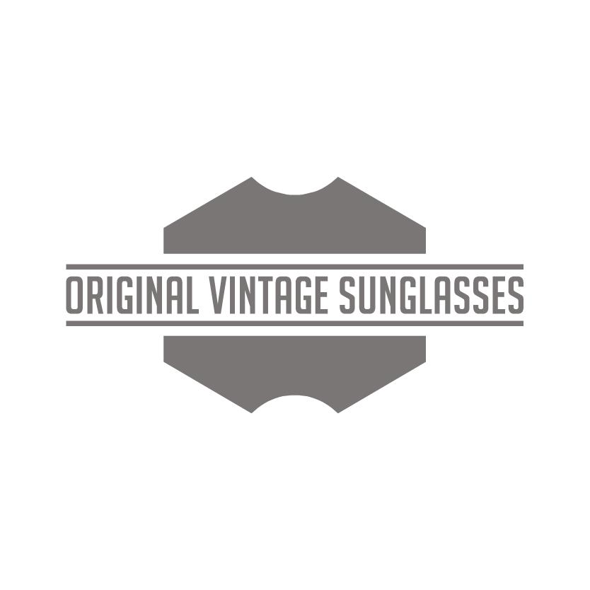 Original Vintage Sunglasses